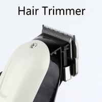 New Proititium Series Professional Play Clipper Blanco Hombres Eléctricos Recortador de cabello inalámbrico de 0mm Máquina de corte de pelo de acabado Thade Thade