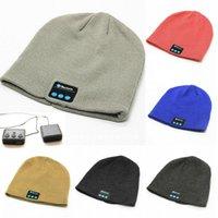 2020 Bluetooth Hat Music Beanie Cap Mini Wireless Speaker Bluetooth Receiver Audio Music Bluetooth Headset Headphone