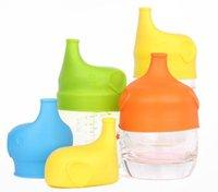 Nipple سيليكون أغطية sippy أي غطاء حجم الاطفال القدح تسرب كوب للرضع والأطفال الصغار bpa dhl شحن مجاني 2 NS3E6