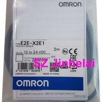 OMRON E2E-X2E1 Otantik Orijinal Proximity Anahtarı Proximity Sensörü 12-24VDC 2M