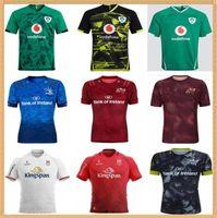 2020 IRLANDA RUGBY JERSEYS IRSH IRFU 2021 Munster City Rugby League Leinster Alternate Jersey 20 21 Ulster Irishman Shirts