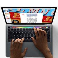 Coperture tastiera Touch-Bar Clear Film Protector Skin Sticker per Pro 13/15 A1706 A1707 831D1