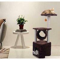"Черная пятница 36 ""Cat Tree Bed Мебель царапина кошка башня пост co qyltca bdenet"