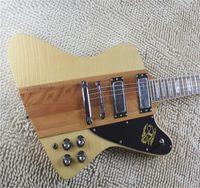Spedizione gratuita di alta qualità di alta qualità set scollo firebird thunderbird chitarra elettrica esploratore chitarra personalizzata