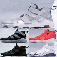 Zapatillas 12 lebrons كبير كيد بنين الأطفال XII Size الولايات المتحدة الجندي 46 EUR المرأة المدربين كرة السلة الرجال أحذية رياضية ليبرون 11 جيمس 38 أحذية شي