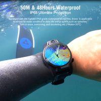 Latest Smart Watch Phone GPS 3GB 32GB Face ID 8MP 2 Camera WIFI Smartwatch Men IP68 Waterproof Clock Android 2020