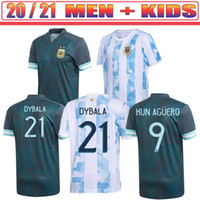 2021 Argentina National Soccer Jersey Team Heights Maradona Messi Football Kun Aguero L.Martinez Lo Celso Dybala Camiseta de