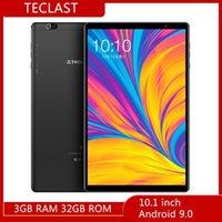 6000mAh Teclast P10HD 10.1 인치 2.5D 4G Phablet Android 9.0 octa 코어 3GB RAM 32GB ROM 1920 x 1200 IPS GPS 태블릿 PC1