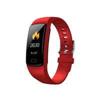 2019 Fitness Tracker Heart Rate Monitor Smart Band Blood Pre...