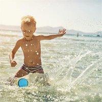 بركة الاكسسوارات 5.5 سنتيمتر المياه تصفح الكرة ألعاب السباحة لعب للأطفال الكبار تلعب تخطي الشاطئ الرياضة كذاب balls1