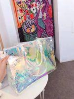Nouveau 2020 Femme Dazzle Couleur Presbyopique Portable Portable Sac à bandoulière Sacs à bandoulière Sacs à main Femmes Girls Totes Sac à bandoulière