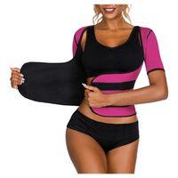 Gym Vêtements Taille Entraîneur Réduction de Shape Slimmer Belmer Belmer Fitness Corset Sport Corps Shaper Gilet Femmes Entraînement Minceur1