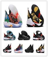 2021 BAŞLANGIÇ NEDEN ZER0. 4 Russell Westbrook 4 IV Ayna Erkek Nesiller Basketbol Ayakkabı Sıcak Satış Eğitmenler Westbrook 4 S Spor Sneakers Sh