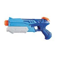 Gun Juguetes QS811-28-1 300 ml Capacidad de agua Aire de aire presurizado Pistola de chorro con gatillo Piscina de verano Piscina Juguetes 1pc / Poly Pack.