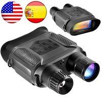 التكتيكية 400 متر نطاق للرؤية الليلية مناظير nv400b ليلة الصيد نطاق البصرية 850nm الأشعة تحت الحمراء مع hd الفيديو والصورة nv بندقية نطاق