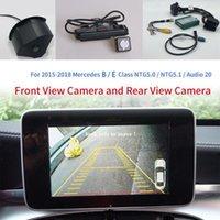 Бесплатная вставка Передний / вид сзади Вид камеры в интерфейсе адаптера автомобиля для класса B246 2015-2018 NTG5.0 / 5.1 System1