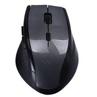 الفئران ماركة ماوس دائم 2.4 جيجا هرتز الألعاب البصرية اللاسلكية لجهاز الكمبيوتر المحمول الكمبيوتر المحمول A1