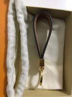 2020 Fashion Brand Designer Key Catena a catena regalo uomo e souvenir da donna Borsa per auto Accessorio Box88
