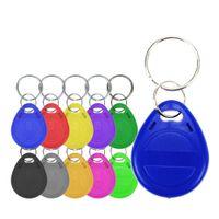 Access Control Key Card 10 PZ EM4305 125KHz Keys Keys Copia riscrivibili Scrivivivivitabile Rewrite EM ID T5577 Keyfobs RFID Tag Tag Scheda ANELLO Tokity