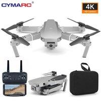 CYARC M72 FPV RC Drone 4 K WiFi HD Kamera Mini Drone Optik Akış RC Quadcopter Helikopter Dron vs E68 SG107 S66 201105