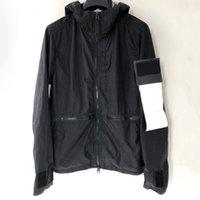 Fashion-CP Windbreaker Cyberpunk Mens Jacket Casual Sweat-shirt Nylon Veste Topstoney manteau Mode Hip Hop Streetwear Taille M-XXL