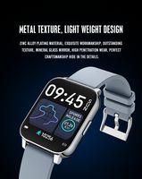 رخيصة عرض كبير P36 smartwatch الشمال 52832 معدل ضربات القلب النوم مراقب الرياضة تعقب للماء الذكية
