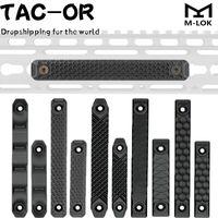 Tactical CNC Texty Cover Handguard Protector для охоты на воздушное софт Keymod M-Lok Picatinny Rail секционная в винтовке Аксессуар