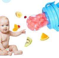 الطفل الغذاء تغذية الفاكهة المغذية مصاصة الرضع التسنين لعبة عضاضة الغذاء الصف الحقائب السيليكون للأطفال الصغار والأطفال