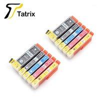 TATRIX совместимый чернильный картридж для 26xL T2621 T2631 XP-510 XP-520 XP-600 XP-605 XP-610 XP-615 XP-620 XP-625 ETC1 картриджей