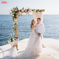 장식 꽃 화환 72cmx10m 결혼식 장식 얇은 롤 패브릭 스풀 홈 장식 투투 드레스 실크 Organza DIY 파티 용품 5ZSH0