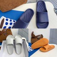 9PB Lüks Tasarımcı Çevirme Charm Bayanlar Floplar Erkek Bayan Yaz Sandalet Plaj Firmati Terlik Terlik Klasik Slayt Da Donna Ayakkabı Sandali