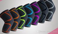 Spor Bracers Petek Crash Yastık Bacak Açık Basketbol Futbol Dağcılık Spor Malzemeleri Smith E-posta Aimeesmithjersey