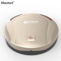 المكانس الكهربائية KBXSTART روبوت نظافة المنزل شحن التلقائي منخفضة الضوضاء آلة تجتاح آلة ممسحة الغبار ذكي رقيقة جدا