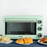 JRM0142 ACA ATO-MJ28K Four Ménage 28L Four électrique Horizontal High High Fire Cook Timer Machine Machine à cuisson gâteau Biscuit bon maker1