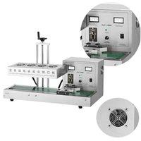 Máquina de vácuo máquina de selagem eletromagnética folha de alumínio cap seler1
