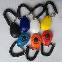 Учебное учение PET Clicker 7 Цветов ABS ABS ABILY AID MARY WRISTARD Key Цепочка Поведенческие Учебные принадлежности Кнопка Кнопка KINDEL COMPACT 2 8S M2