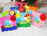 Carino Coreano creativo decorazione domestica fai da te legno appeso immagine cornice bambini bambini regalo cartoon animale