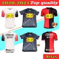 2021 Top Liga MX Atlas Soccer Jerseys L.reyes I.Jeraldino Acosta I. Renato J. Angulo مخصص 2021 الصفحة الرئيسية قميص كرة القدم