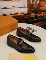 C2 2020 جديد رجل مصمم اللباس الحذاء جودة عالية جلدية الأحذية الرسمية الرجال حجم كبير 38-45 أحذية أكسفورد للرجال الأزياء مكتب أحذية الرجال 11