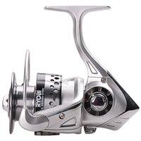 RYOBI PILOT(NAVIGATOR) 1500-6500 Series Spinning Fishing Reels 7BB Aluminum Carretilha Pesca Carp Molinete Fly Fishing Tackle L0331