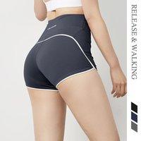 RW verão leggings curtos cintura alta esportes provocação provocação executando yoga hip hiit treinamento mulher mulheres shorts workout legging