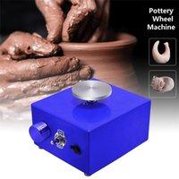 Air Peorifiers Mini Cottery Hoteather Electric Diy Clay Tool с подносом поворота для керамической рабочей керамики Art Craft1