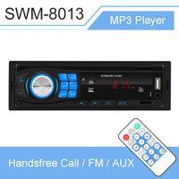 Autoradio 1 DIN BLUETOOTH CAR Stereo In-Dash FM AUX-Eingabe MP3 USB WMA AUX in FM-Autorespieler Autoradio DAB RDS Optional