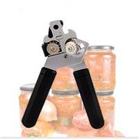 Neue stilvolle starke Hochleistung Chrome Can Tin Opener Top-Qualität Edelstahl-Küchenrestaurant-Handwerk