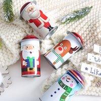Eisen Baby Süßigkeiten Box Rund umweltfreundliche Geschenkkasten Elk Originalität Candy Jar mit hoher Qualität 4 78QY J1