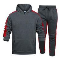 Autumn winter sweater suit Tracksuit Women Men 2 Piece Set Print Hoodies+pants Sportwear Women Men Sports Suit Hooded Sweatshirt Set