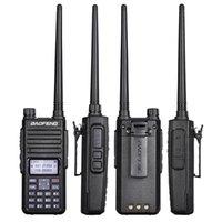 Walkie Talkie 2021 Factory Price Price Baofeng DM-1801 DMR Цифровой Двойной Двойной Двойной Двухсторонний Радио Слот Tier1 Tier2 Tier II