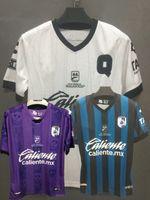 LIGA MX 2020 2021 Querétaro FC Soccer Jerseys Queretaro Accueil 3ème 20 21 Chemise de sport de football S-4XL