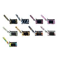 Néoprène carte d'identité carte de carte de crédit porte-tournesol RTS Carte RTS Pochette Pochette à glissière 14 * 9cm