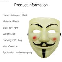 V-Face The Horse Theme Masquerade Vendetta v Монстру Хэллоуина День рождения Маска Dropshipping F2401